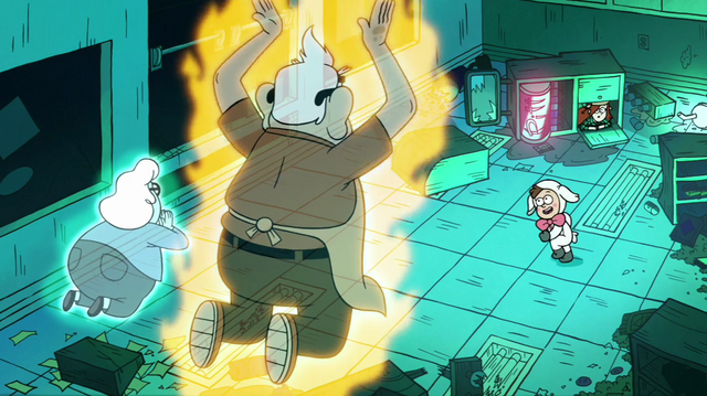 File:S1e5 ma and pa ghosts and lamby dipper.png