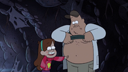 S2e2 belly poke