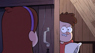 S1e16 Dipper shows up