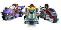 Disney Super Speedway/Gallery