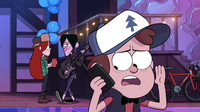 S1e7 dipper and tyrone forming plan