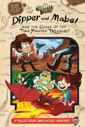 Dipper and Mabel and the Curse of the Time Pirates' Treasure