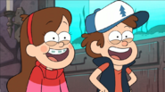 S1e11 twins laughing