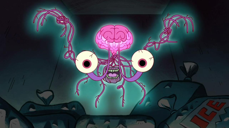 Cooler monster | Gravity Falls Wiki | FANDOM powered by Wikia
