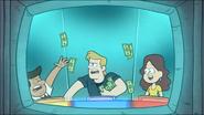 S1e13 grabbing money