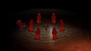 S2e7 chanting circle