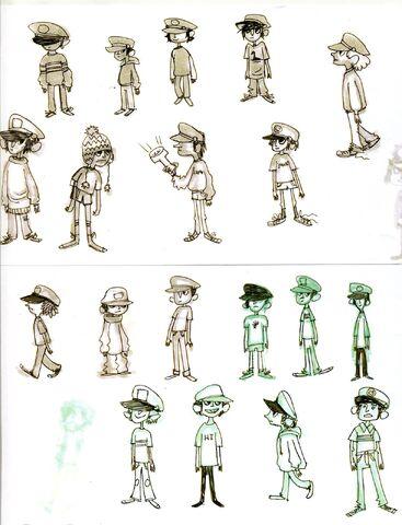 File:Brigette Barrager Dipper concept sketches.jpg