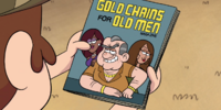 Gold Chains For Old Men Magazine