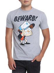Hottopic bewarb guys tee
