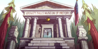 Gravity Falls Museum of History/Gallery