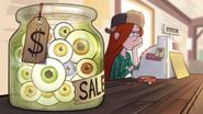 Opening eyeball sale