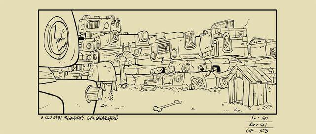 File:S1e3 car graveyard inked.jpg