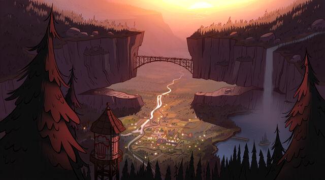 File:S1e20 ian worrel town sunset.jpg