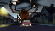 S1e12 soos driving into the trickster