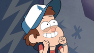 S1e10 dipper excited