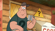S2e8 soos with postcard