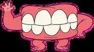 Teeth appearance