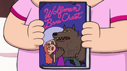 S1e16 Wolfman Bare Chest