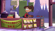 S1e12 cashier hears pines family