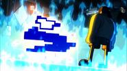 S2e20 blue Bill pixelated