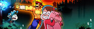 Gravity Falls site banner