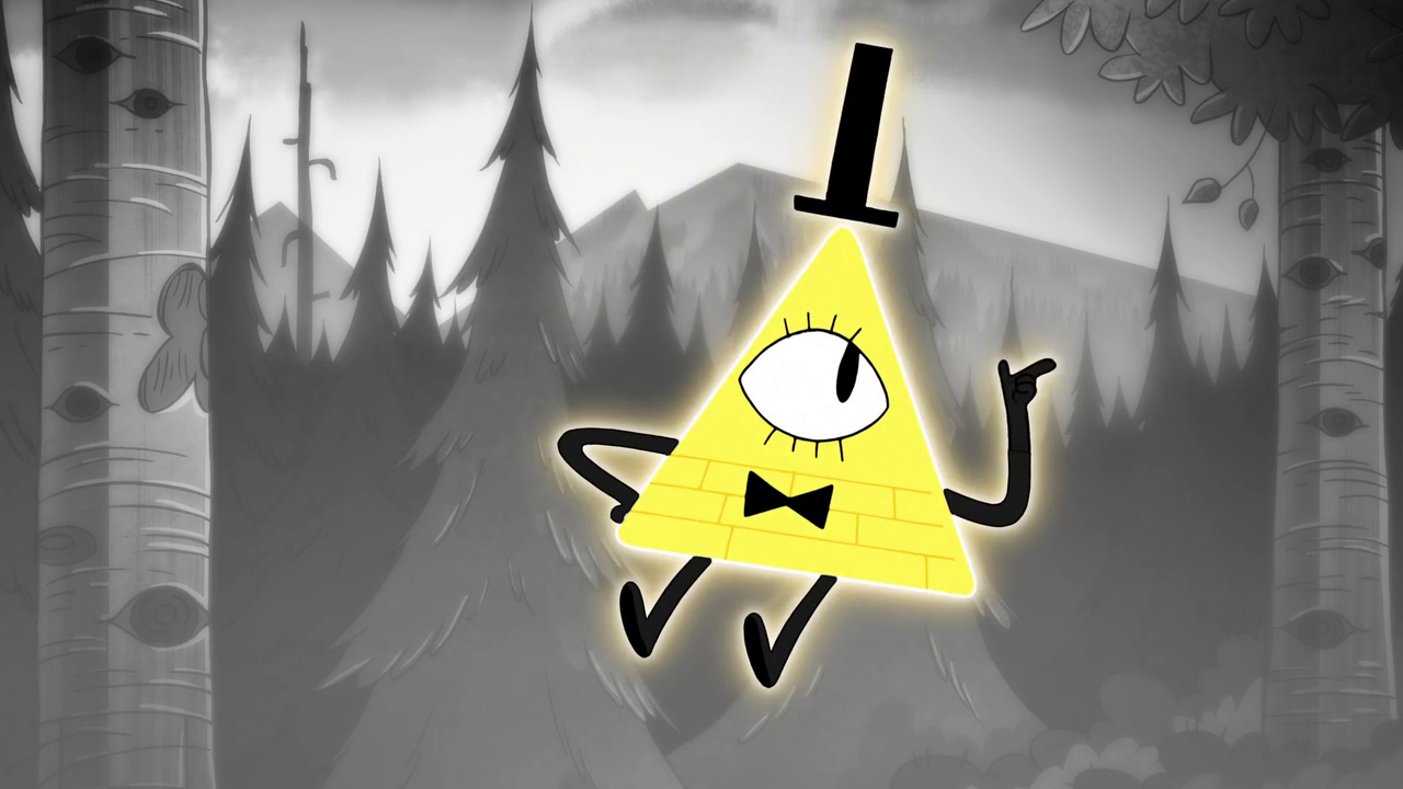 Image result for bill cipher