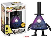 Funko Pop Bill Cipher Chase variant
