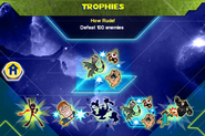 VU trophies