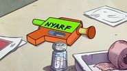 S1e19 Nyarf gun