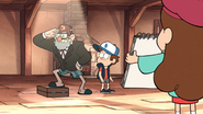 S1e3 grunkle pose