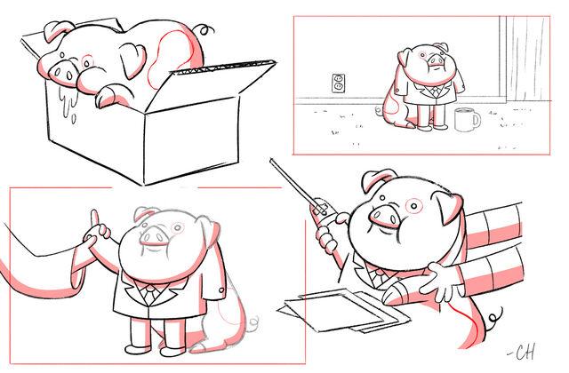 File:Chris Houghton S1e12 waddles memes sketches.jpg