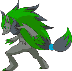 Green Zoroark