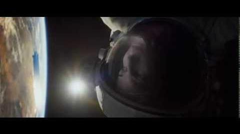 Gravity scene Matt & Ryan talk