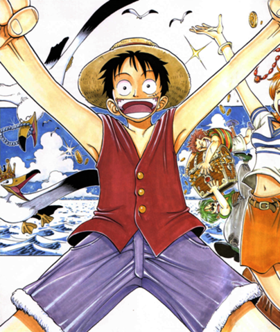 File:Monkey D. Luffy Manga Pre Timeskip Infobox.png