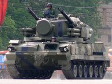 2008 Moscow Victory Day Parade - 9K22 Tunguska