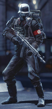 Nazi soldier