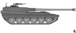Felreden Tank Destroyer 2