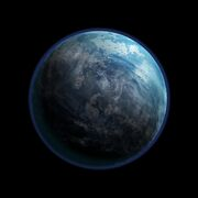 Planet Alaerin by Stock7000