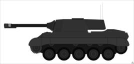Felreden Tank Destroyer