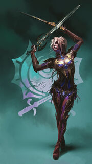 Lineage 2 spectral dancer by fear sas-d38axnm