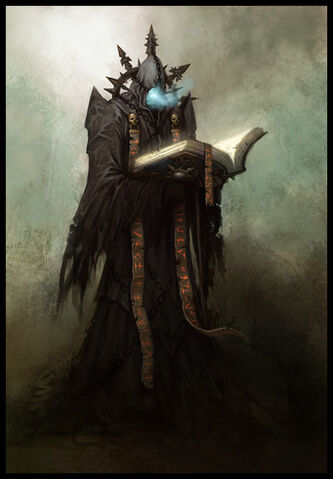 File:Chaos Librarian by daarken.jpg