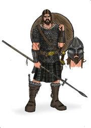 Cardamon Spear Barer by NinjaMasterTK