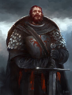 Knight by linxz2010-d64aw80