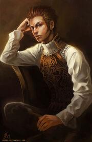 Portrait of a Sky Pirate by sypri