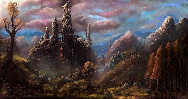 File:Castle firegaze by nrekkvan-d4dc80b.jpg