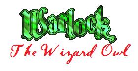 Warlock the Wizard Owl