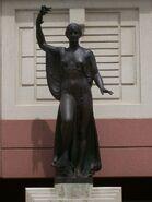 Eos statue 1