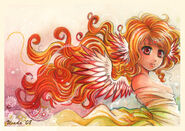 Eos The Goddess of Dawn by Red Priest Usada