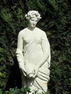 Iris statue 2