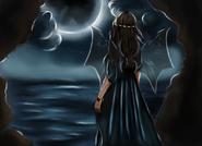 Nyx goddess of night